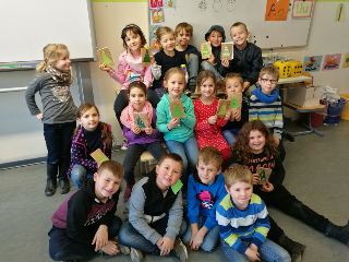 Grundschule Sprendlingen brieffreunde aus ganz europa