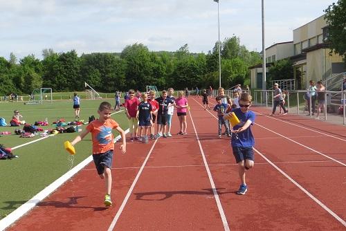 Grundschule Sprendlingen 2017 sport und spielefest